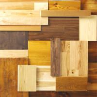Les bois utilisés1